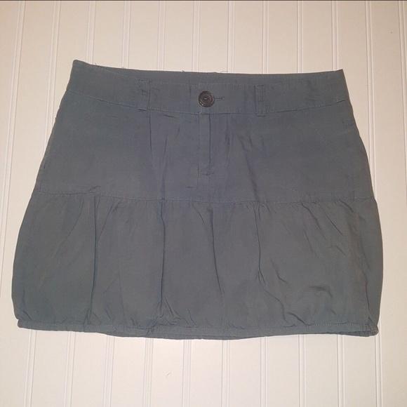 dELiA*s Dresses & Skirts - Delia's Juniors Skirt Blue/Gray Size 5/6 (P03-06)
